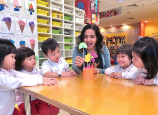 Preschool hong kong