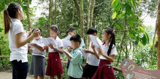 Forest school Singapore